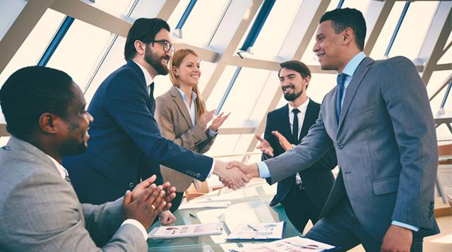 如何与外商进行商务交流