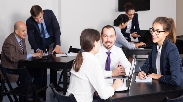 外展和客户的谈判